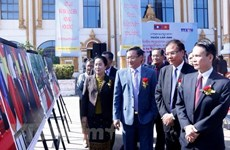 Photo exhibition celebrates Lao National Day