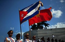 Greetings on 60th anniversary of Vietnam-Cuba diplomatic ties