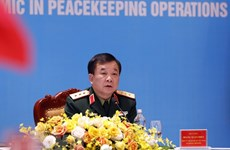 Vietnam, New Zealand hold third defence policy dialogue