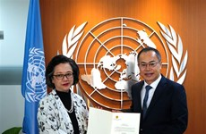 ESCAP keen to bolster cooperation with Vietnam