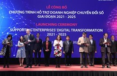 New programme to support enterprises' digital transformation over next 5 years