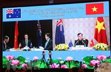 Vietnam, Australia convene fourth defence policy dialogue