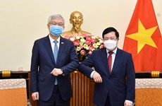 Deputy PM Pham Binh Minh welcomes Vice Foreign Minister of RoK