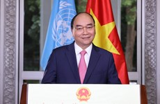 Strong cooperation to help international community defeat COVID-19: PM Phuc