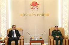 Vietnam, Japan bolster defence cooperation