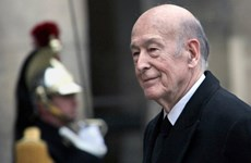 Condolences to France over former President's passing