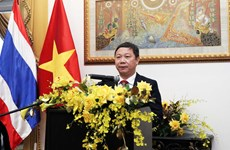Vietnam-Thailand cooperation enhanced in various fields