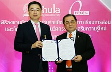 Chulalongkorn University uses BOL system promoting innovations