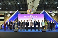 Thai Commerce Minister launches Fineness expo