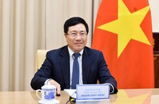 Vietnam, Norway agree to maintain consultation mechanisms