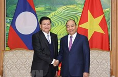 Vietnam-Laos Inter-Governmental Committee holds 43rd meeting