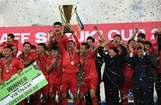 AFF Cup moved again to December 2021
