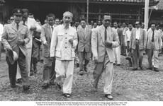 Photo exhibition celebrates Vietnam-Indonesia diplomatic ties