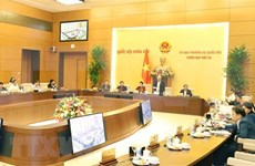 NA Standing Committee to convene 51st meeting on December 9-11