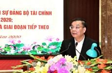 Hanoi maintains economic growth amidst COVID-19: Mayor
