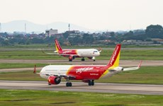 Vietjet opens sales up to 50 pct whole days for promotional tickets
