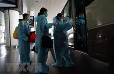 Vietnam reports 10 imported cases of COVID-19 on December 8