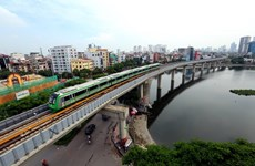 Test run of Cat Linh – Ha Dong railway to begin on December 12