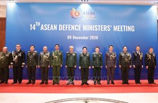 ASEAN ministers adopt joint statement on defence cooperation