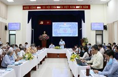 Conference talks motorbike emission control in Ho Chi Minh City