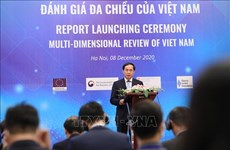 OECD's Multi-dimensional Review of Vietnam launched