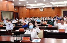 HCM City People's Council approves resolutions