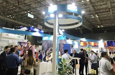Annual international food expo opens