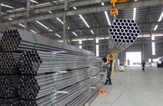 Hoa Phat sees significant growth in steel pipe sale in November