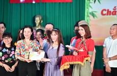 Vietjet honoured for supporting disadvantaged children