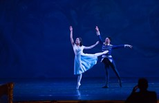 The Nutcracker ballet starts Christmas season in HCM City