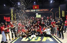 Saigon Heat retain VBA championship