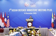 ADMM+: ASEAN, partner countries to further solidify defence cooperation