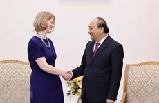 PM receives outgoing New Zealand Ambassador