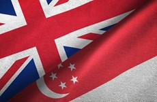 Singapore, UK sign bilateral free trade deal