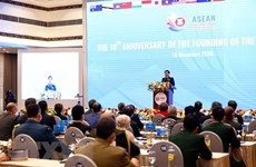 ADMM+ an effective mechanism in response to security challenges