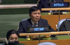 30th meeting of state parties to 1982 UNCLOS wraps up