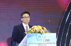 Vietnam Corporate Sustainability Forum 2020 held