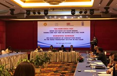 Seminar discusses corruption risks in road transport in Vietnam