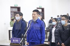 First-instance trial opens for CDC Hanoi case