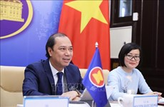 Vietnam, China co-chair 18th East Asia Forum