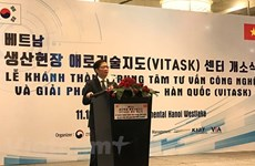Vietnam-RoK consultancy and technology solution centre inaugurated