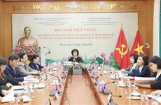Online conference spotlights President Ho Chi Minh's thoughts
