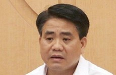 First-instance trial involving former Hanoi mayor opens