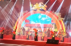 Ceremony marks decade of Giong festival as UNESCO heritage of humanity