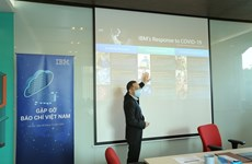IBM committed to support Vietnam's technology advancement