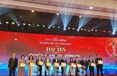 Top 100 products and services in 2020 honoured