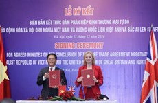 UKVFTA ushers in new opportunities for Vietnam-UK trade