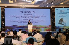 First Mekong Delta Economic Report debuts