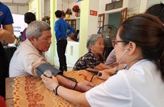 Seminar talks upholding elderly resources in development