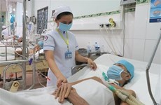 Hanoi's anti-tuberculosis efforts prove effective